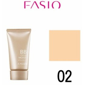 BB クリーム モイスト 【 02 】 SPF35 PA+++ 30g コーセー ファシオ [ kose / fasio / bbクリーム / カバー ] - 定形外送料無料 -