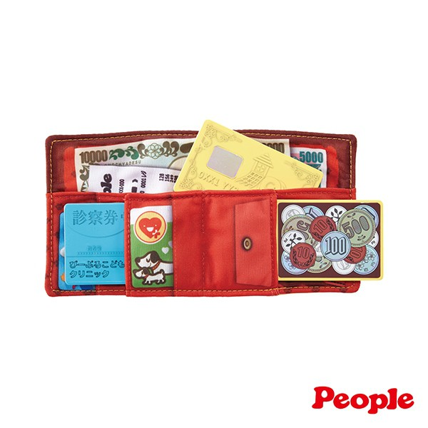 People-集中腦力錢包玩具UB068