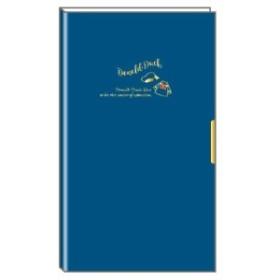 ドナルドダック 手帳 2020年 HB6 ファミリー マンスリー スケジュール帳 家族 月間 合皮カバー ディズニー 9月始まり メール便可