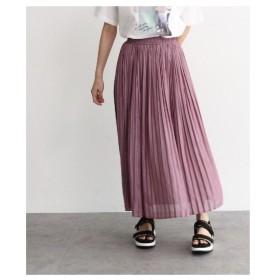 OZOC(オゾック)[洗える]プリーツスカート