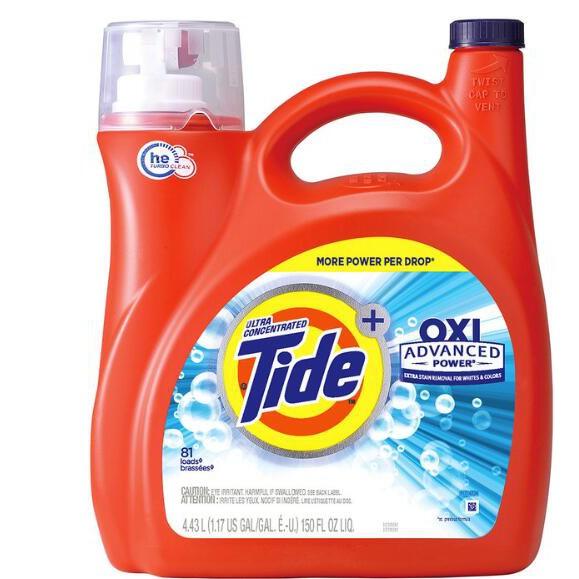 汰漬 OXI 亮白護色洗衣精 4.43公升81蓋次 C2160440 單筆訂單限一 罐