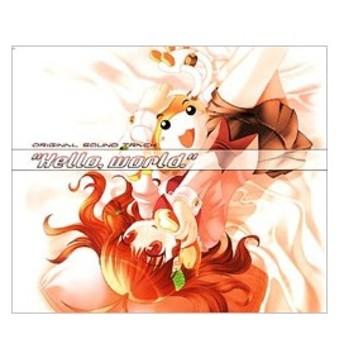 """「""""Hello、world.""""」オリジナルサウンドトラック 中古 良品 CD"""