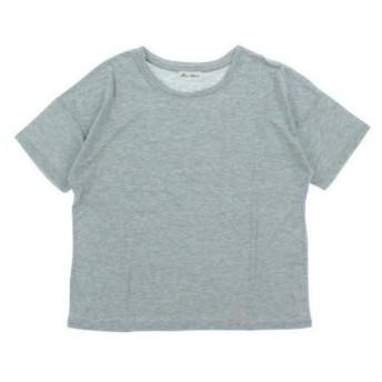 nano・universe BASEMENT / ナノユニバースベースメント Tシャツ・カットソー レディース