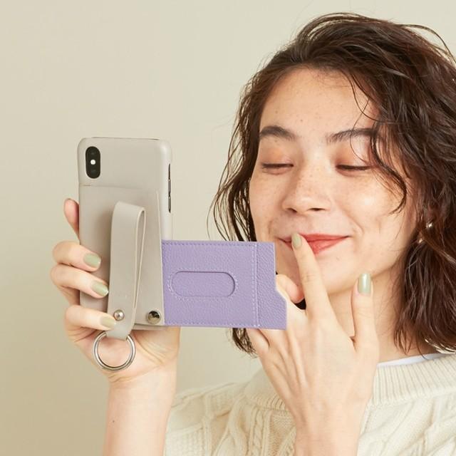 [マルイ] 【WEB限定】【別注】∴<tov>レザーiPhone X/XS スライドパスケース/ビューティ&ユース ユナイテッドアローズ レディス(BEAUTY&YOUTH)
