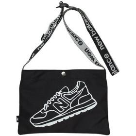 ニューバランス(New Balance) マルチトートバックS ブラックマルチ JABL9407 BKM トートバッグ カジュアル サコシュ バッグ 鞄