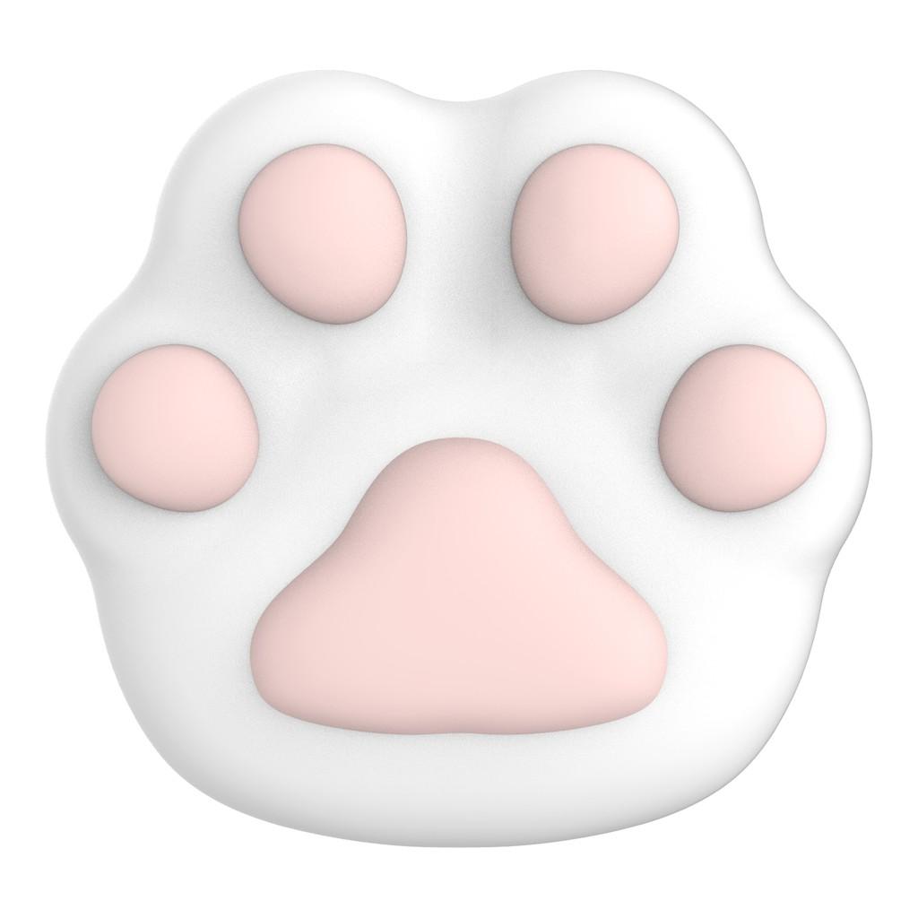 貓掌設計外型,兩種顏色 特殊Q彈肉球觸感 兩段加熱: 48゚時可搭配按摩震動 60゚可暖手、暖宮 溫和療癒發光(暖白光、暖紅光) 單機7種震動模式 食品級親膚觸感矽膠 IP67全機防水設計 超靜音40