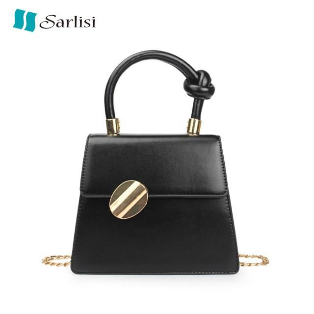 【Sarlisi】新款法國小眾包包高級洋氣質感斜背包仙女包梯形包
