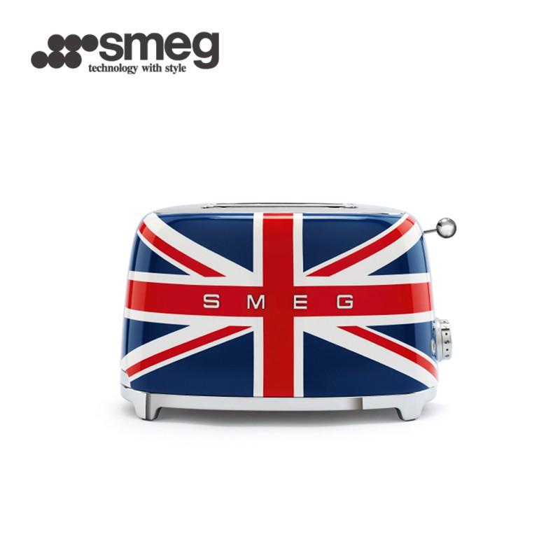 【SMEG】義大利2片式烤麵包機-英國國旗