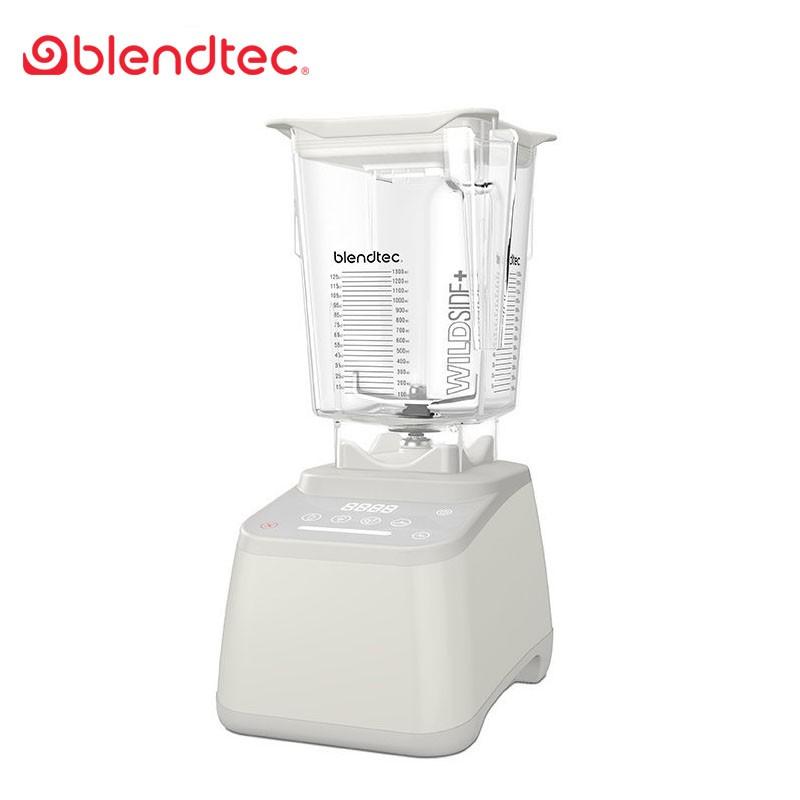 【Blendtec】美國高效能食物調理機 設計師625系列-純白(公司貨)+贈專業食譜