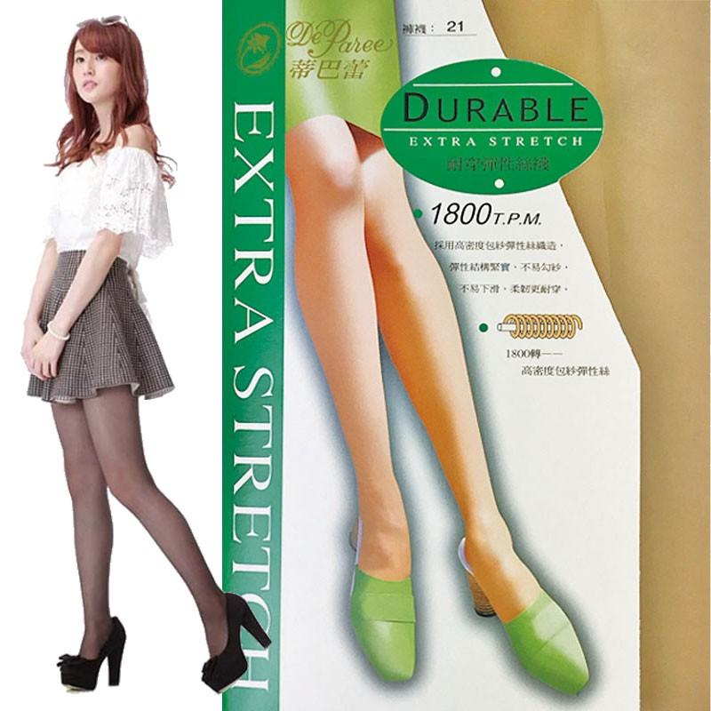 蒂巴蕾 耐穿彈性絲襪 FP-1310【DK大王】
