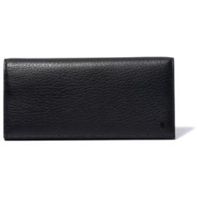 LANVIN COLLECTION ディアスキン かぶせ型長財布