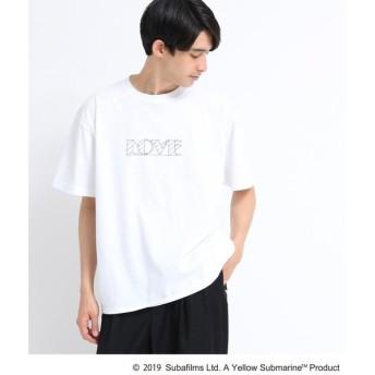tk.TAKEO KIKUCHI / ティーケー タケオキクチ BEATLES × tk.TAKEO KIKUCHI 「LOVE」バックプリントTシャツ