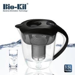 Bio-Kil 大容量極淨濾水壺3.5L(含3入裝濾芯)