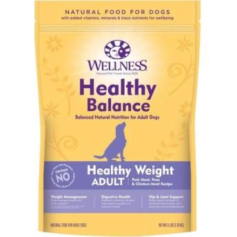 ウェルネス ヘルシーバランス 体重管理用成犬用 1歳以上 ポーク (2.26kg)