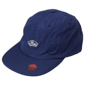 【VANSウェア】PACKED HAT ヴァンズ パッカブルキャップ VN0A3Z91LKZ DRESS BLUES F