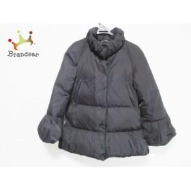 フィロソフィーディアルベルタフェレッティ ダウンコート レディース 黒 冬物/ショート丈 新着 20190710