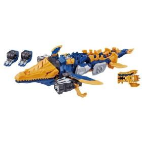 バンダイ 騎士竜戦隊リュウソウジャー 騎士竜シリーズ07 竜装合体 DXキシリュウネプチューン おもちゃ