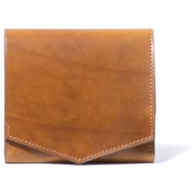 MANIUNO 小銭入れつき折り財布(タテ型)