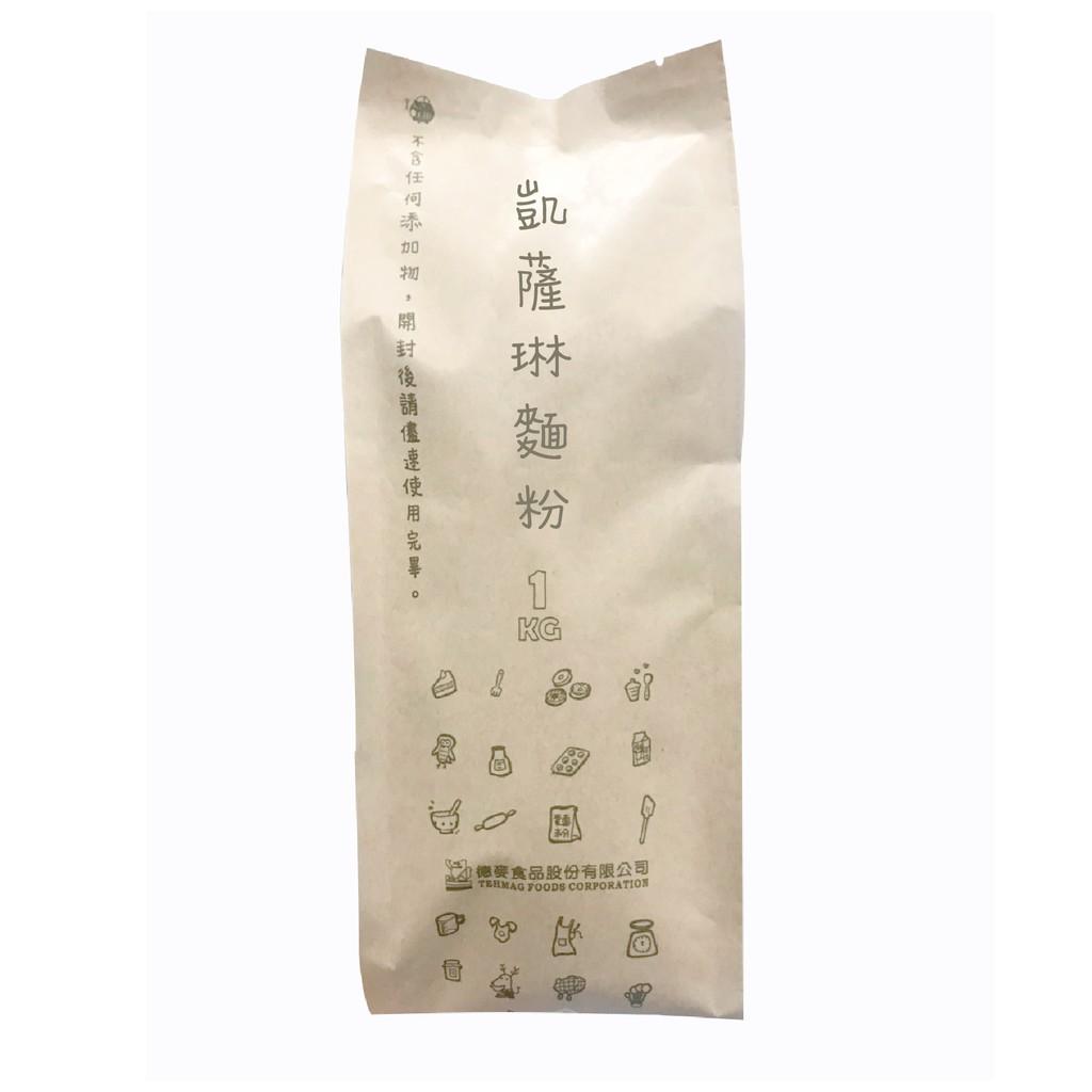 【德麥食品】日本 凱薩琳高筋麵粉 (生吐司/流淚吐司專用)
