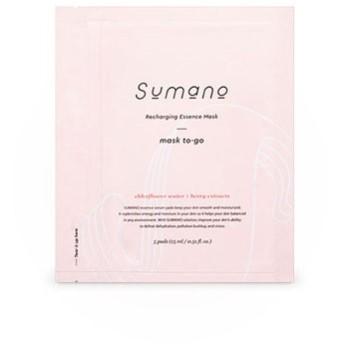[SUMANO/スマノ] Sumano Recharging Essnce Mask/ リチャージングエッセンスマスク