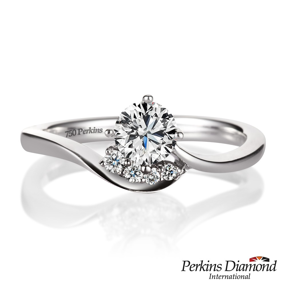 PERKINS 伯金仕 - Joseph系列 0.50克拉鑽石戒指