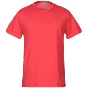 《9/20まで! 限定セール開催中》HAVANA & CO. メンズ T シャツ レッド L コットン 100%