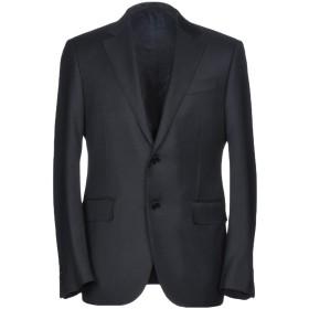 《セール開催中》ERMENEGILDO ZEGNA メンズ テーラードジャケット ダークブルー 56 ウール 100%