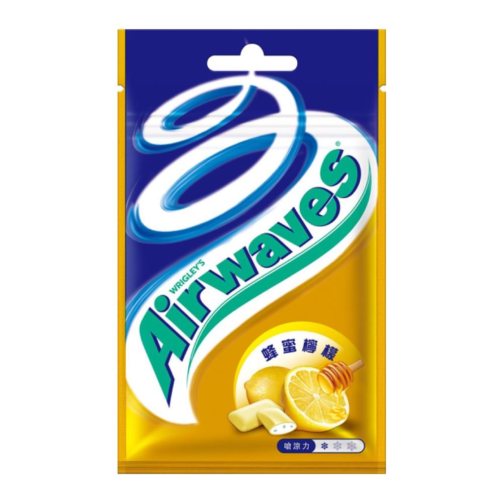 #即時嚼醒口香糖看更多 ▶結合蜂蜜檸檬香甜口感 ▶讓你提振精神還可享受水果香甜 規格:一包 產地:台灣 保存期限:12個月 有效日期說明:90天以下-以消費者收受日起算,至少距有效日期前14日以上 保