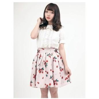 Ank Rouge(アンク ルージュ)StrawberryBouquetスカート