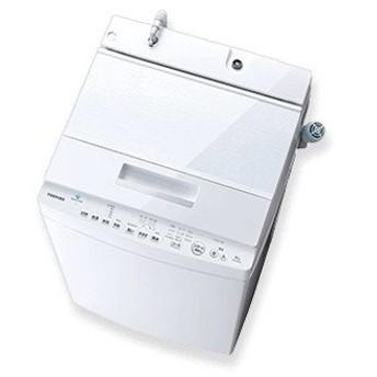 東芝 AW-7D8 グランホワイト ZABOON 簡易乾燥機能付洗濯機(7.0kg)