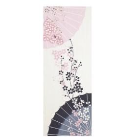 手ぬぐい 番傘桜 日本製