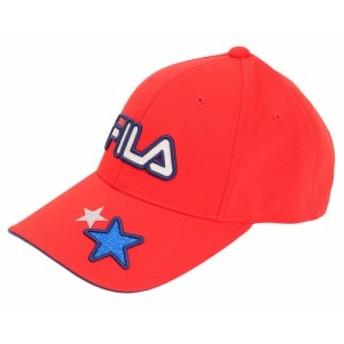 フィラ(FILA)キャップ 759900-RD (Lady's)