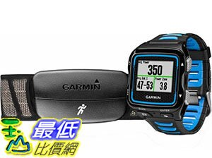 [106美國直購] Garmin Forerunner 920XT Black/Blue Watch with HRM-Run