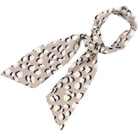 ストール - koe 重ねドットスカーフ