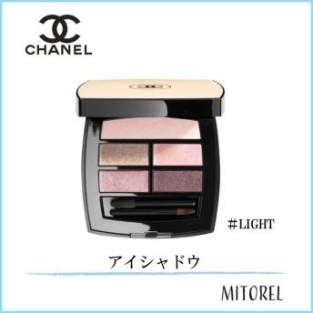 シャネル CHANELレベージュパレットルガール4.5g#LIGHT【定形外郵便可92g】