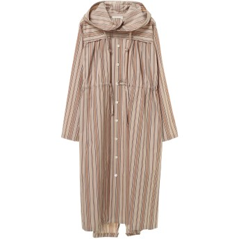 beautiful people pajamas stripe long parker その他 コート,camel