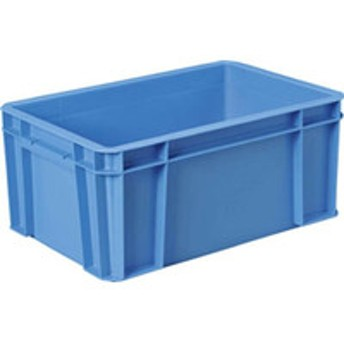 DICプラスチック DIC PC型コンテナPC-35 外寸:W548XD364XH242 青 PC-35 B 1個 759-1781 (直送品)
