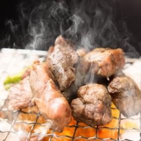 無添加 無着色 惣菜 鹿児島 黒豚 やごろう豚 炭火焼き 2個 大成畜産 おつまみ 豚肉  国産 九州名物 ポスト投函便