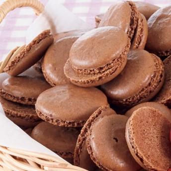 チョコマカロンクッキー