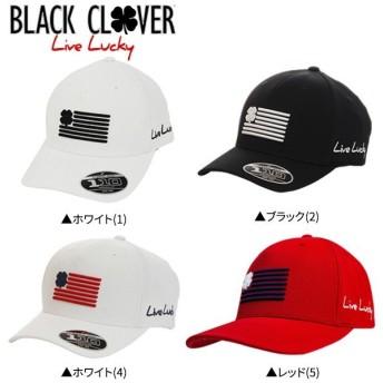 ブラッククローバー ゴルフ クローバーネーション キャップ Black Clover CLOVER NATION