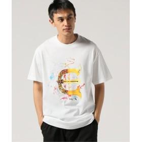 JOURNAL STANDARD EVISEN/ エビセン : SOUND LOGO Tシャツ ホワイト M