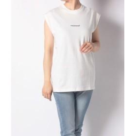(eversince/エバーシンス)天竺タンクシャツ/レディース ホワイト