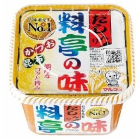 マルコメ 料亭の味だし入り 750g まとめ買い(×8)|4902713121545(tc)