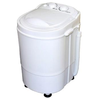 ROOMMATE 洗いブラシ付きポータブル洗濯機 RM-85MK