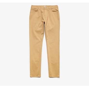 【LACOSTE:パンツ】ストレッチコットン5ポケットパンツ
