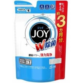 P&G ダブル除菌 ジョイ 食洗機用 つめかえ用 490g 食器用洗剤|4902430708487(tc)
