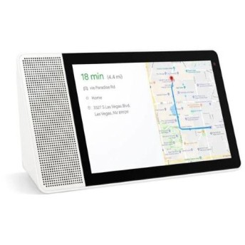 Lenovo Lenovo Smart Display M10(ホワイト/バンブー) ZA4T0001JP スマートスピーカー