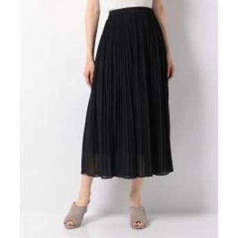 PE楊柳プリーツスカート