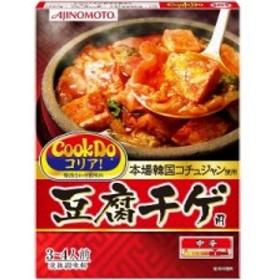 味の素 CookDoコリア 豆腐チゲ 180g まとめ買い(×10)|4901001188666(dc)