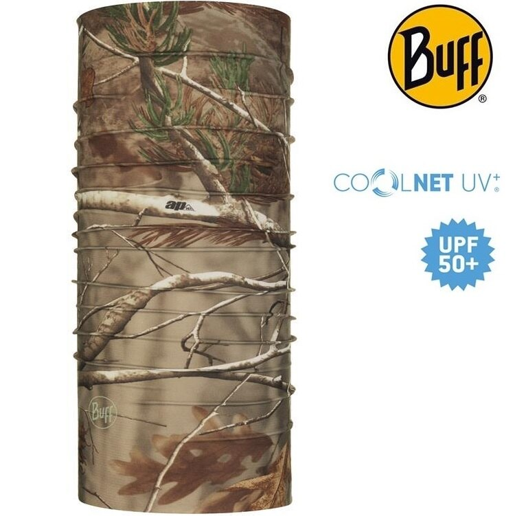 Buff 西班牙魔術頭巾 Coolnet 抗UV頭巾/防曬頭巾 119456-809 Realtree授權 凜冬將至